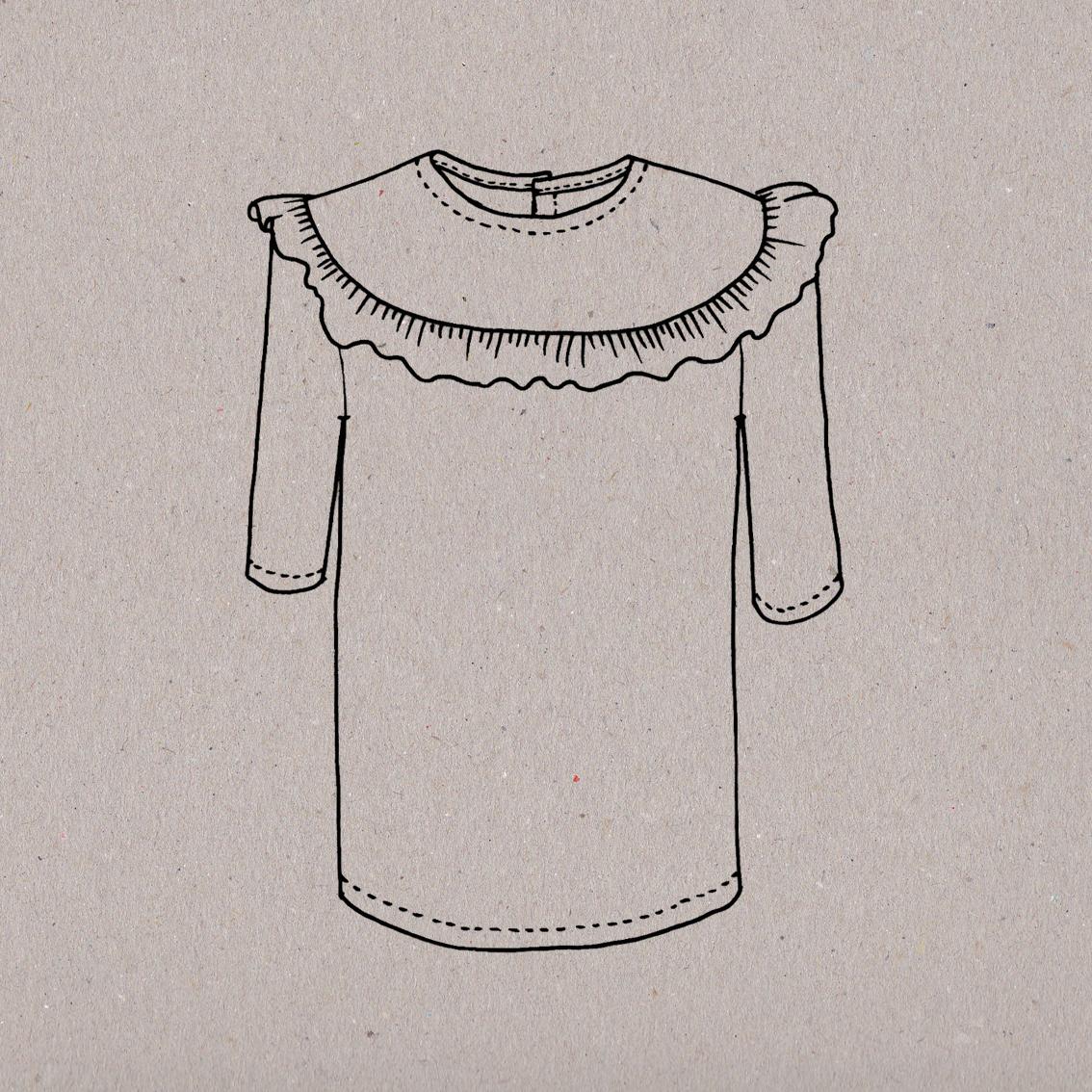 La blouse Magellan