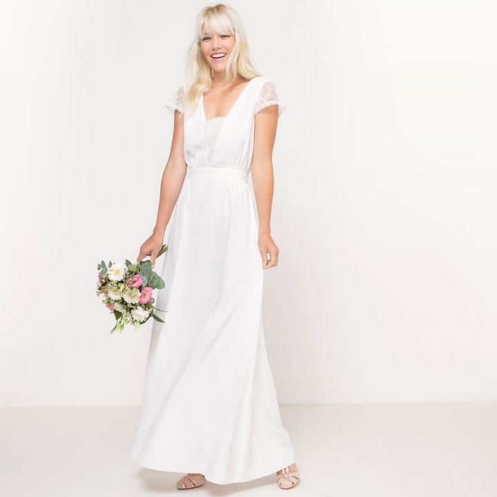 Robe de mariée la Redoute