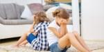 Apaiser les rivalités entre frères et soeurs