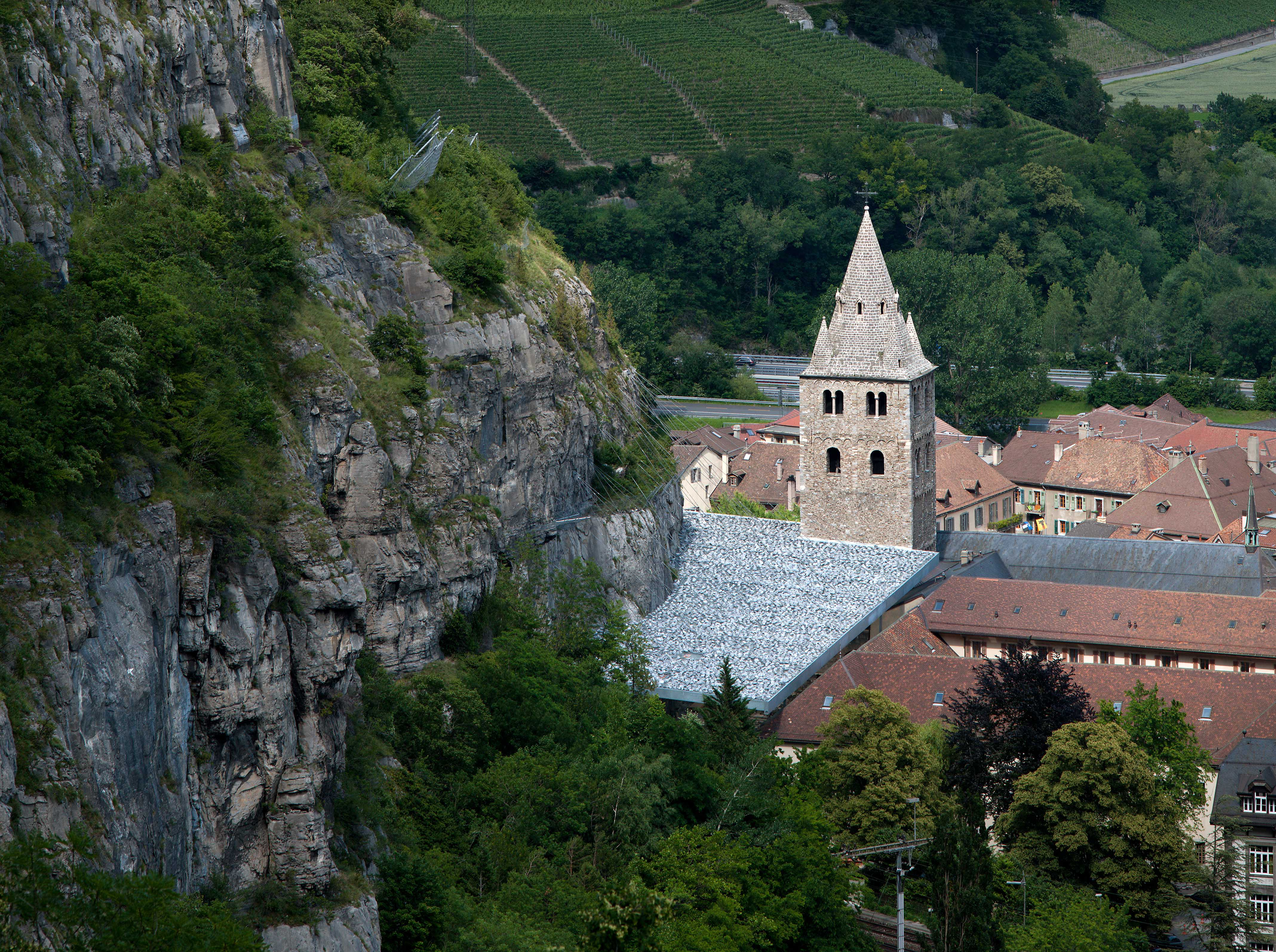 Abbaye Saint Maurice en Valais