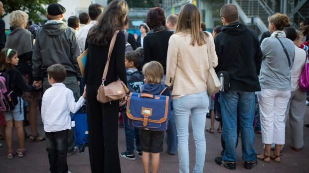 school, école, pupil, parents, enfants