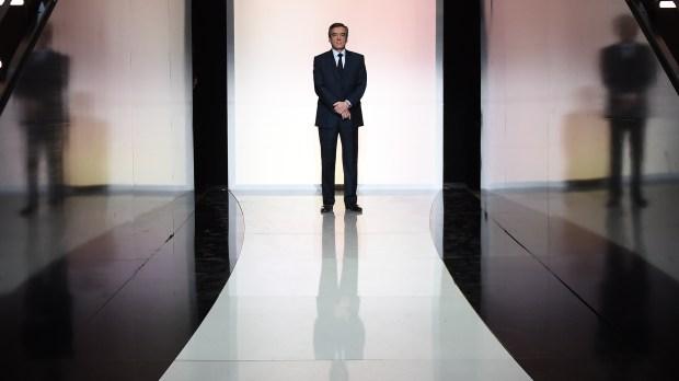 fillon politique france élection présidentielle