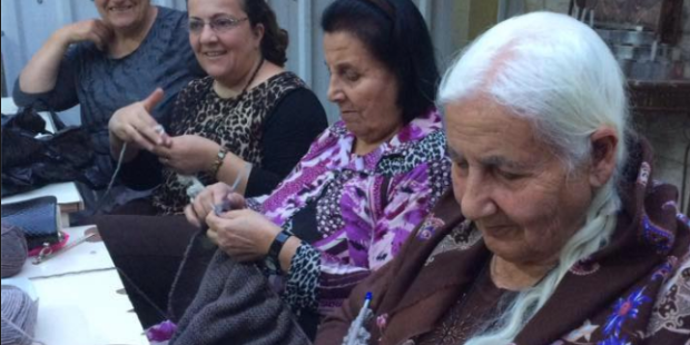 Les aiguilles de Mossoul