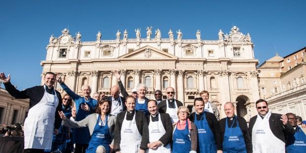 chemins d'humanité, vatican, pape françois
