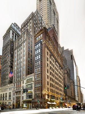 Le Library hotel de New York City