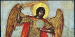 Saint Michel archange, Simon Ushakov, galerie Tretiakov de Moscou © Wikipedia