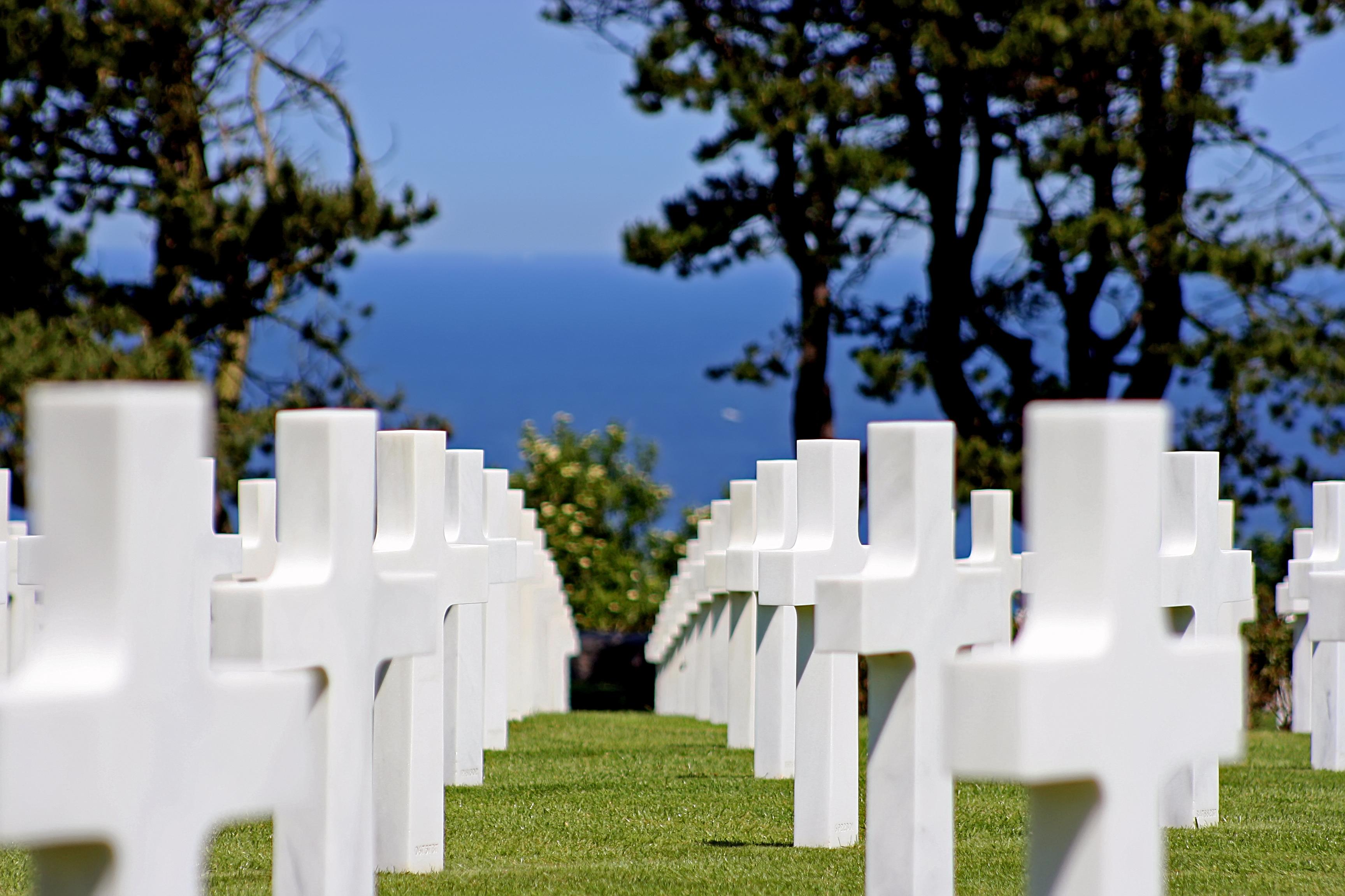 Colleville -sur-Mer, cimetière américain