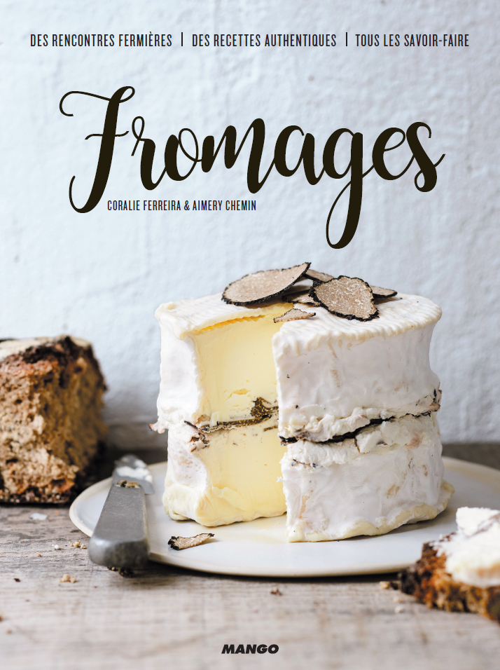 Fromages, éditions Mango