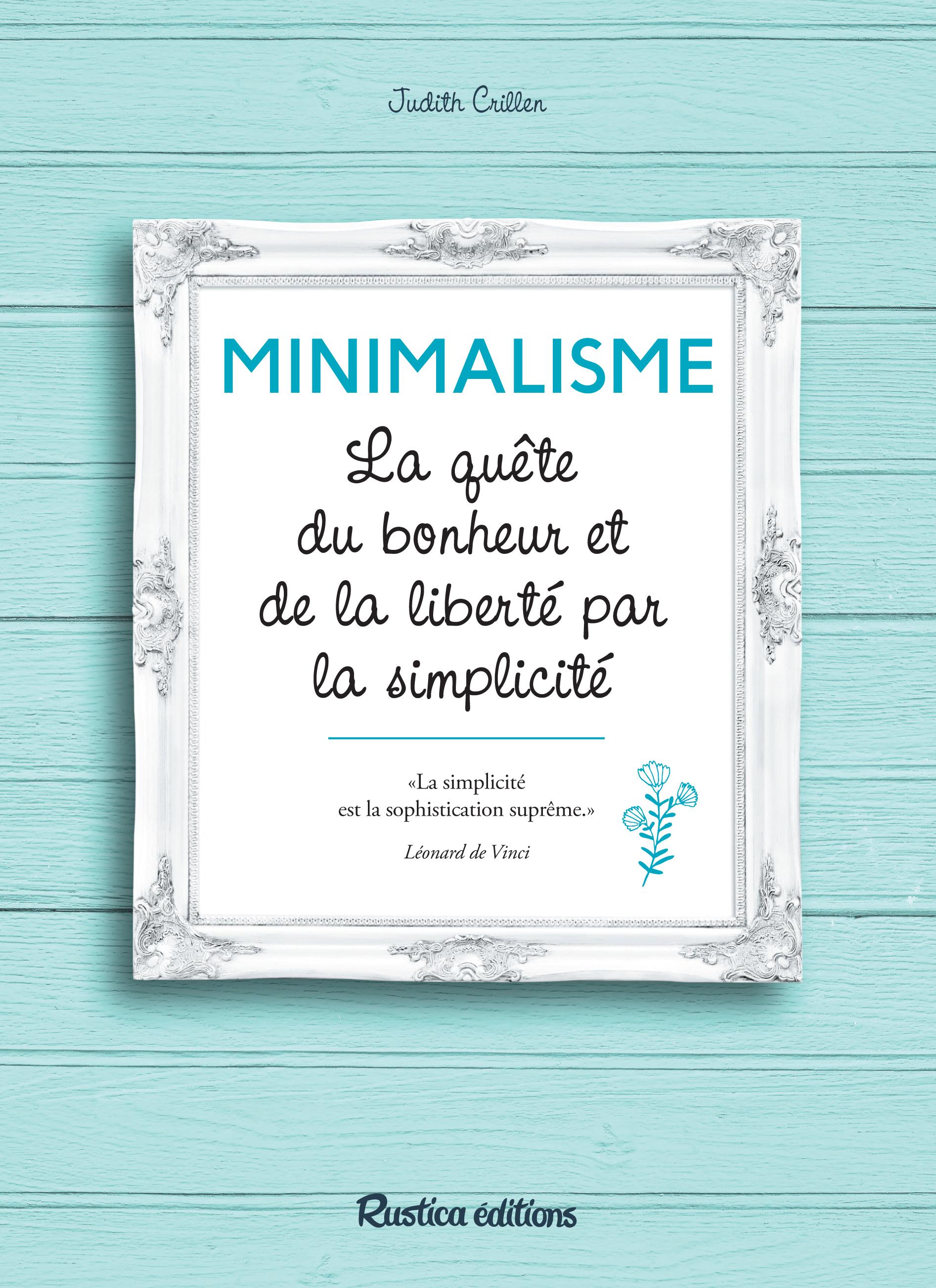 Livre sur le minimalisme