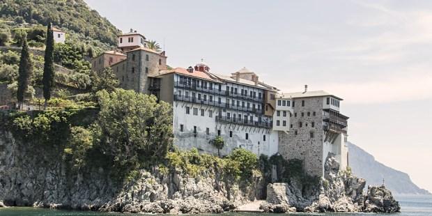 Mont Athos © Pixabay