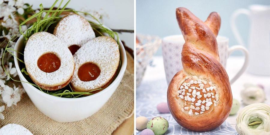 Recettes sucrées pour Pâques
