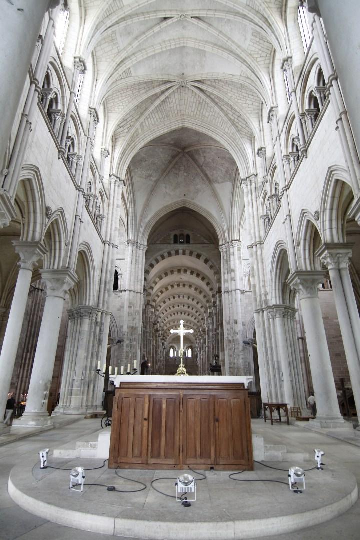 Sainte Marie Madeleine de Vezelay