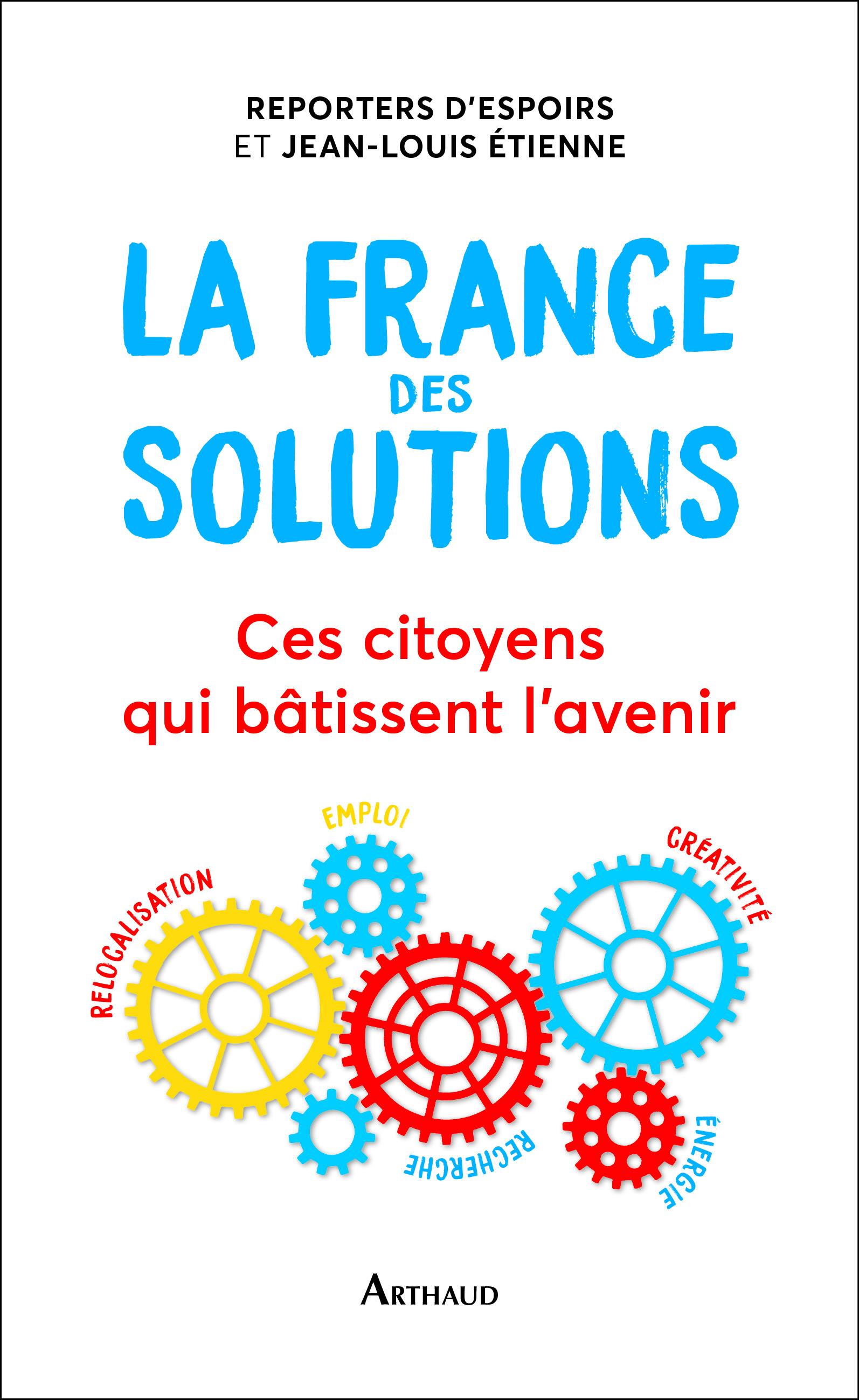 Couverture du livre La France Des Solutions