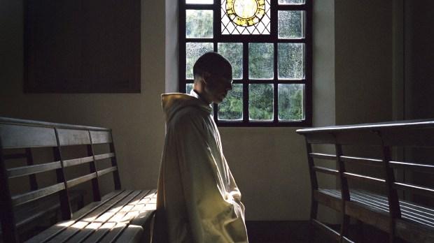 Moine, silence, prière
