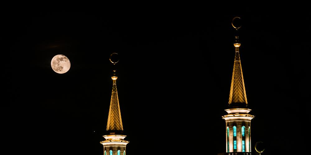 Mosquée © RedFoxBrush/Shutterstock