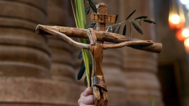 Crucifix rameaux