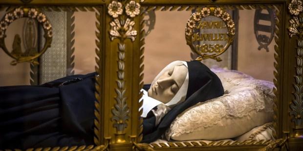 En images : les incorruptibles, ces saints dont le corps est demeuré intact