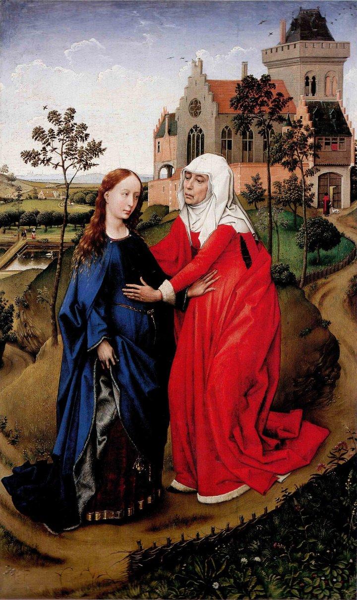 rencontre marie et elisabeth