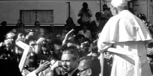 TENTATIVE D'ASSASSINAT DU PAPE JEAN PAUL II LE 13 MAI 1981