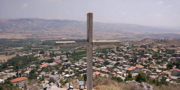 CROIX AU LIBAN