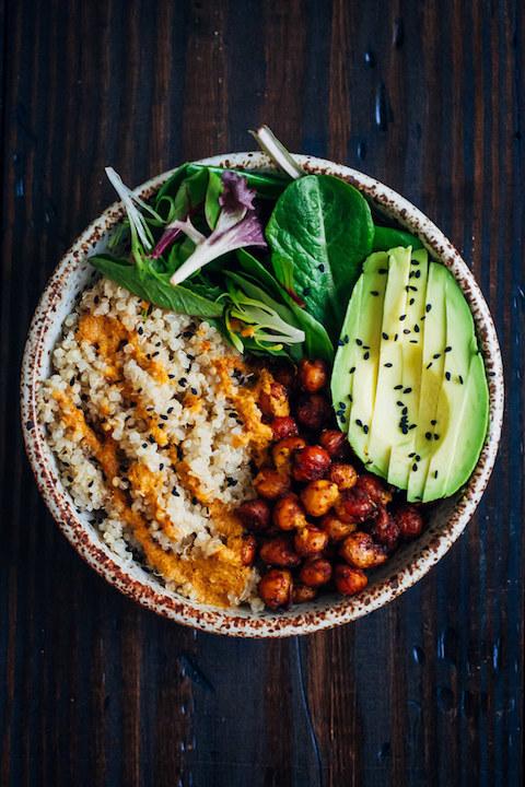 Bowl photo food nourriture cuisine tendance buddha bowl