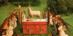 L'Adoration de l'Agneau mystique