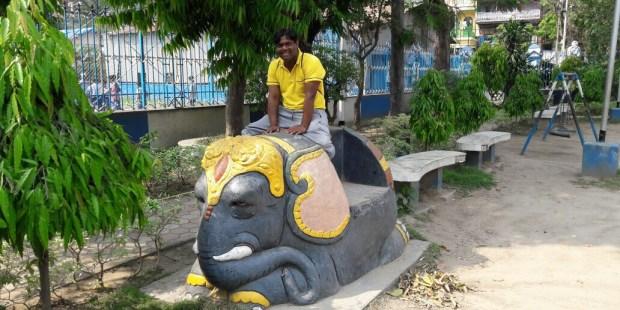 INDIEN GIOVANNI DEEPAK ANAGLIA