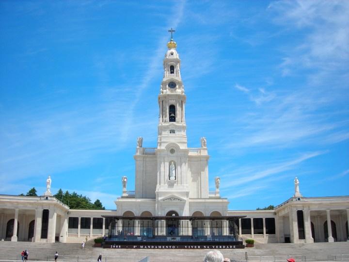 Santuário Mariano de Fátima