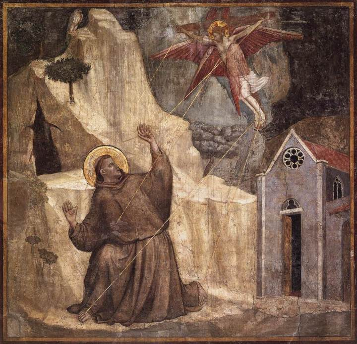 SAINT FRANCIS ASSISE