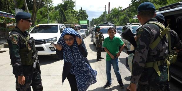 PHILIPPINES UNREST