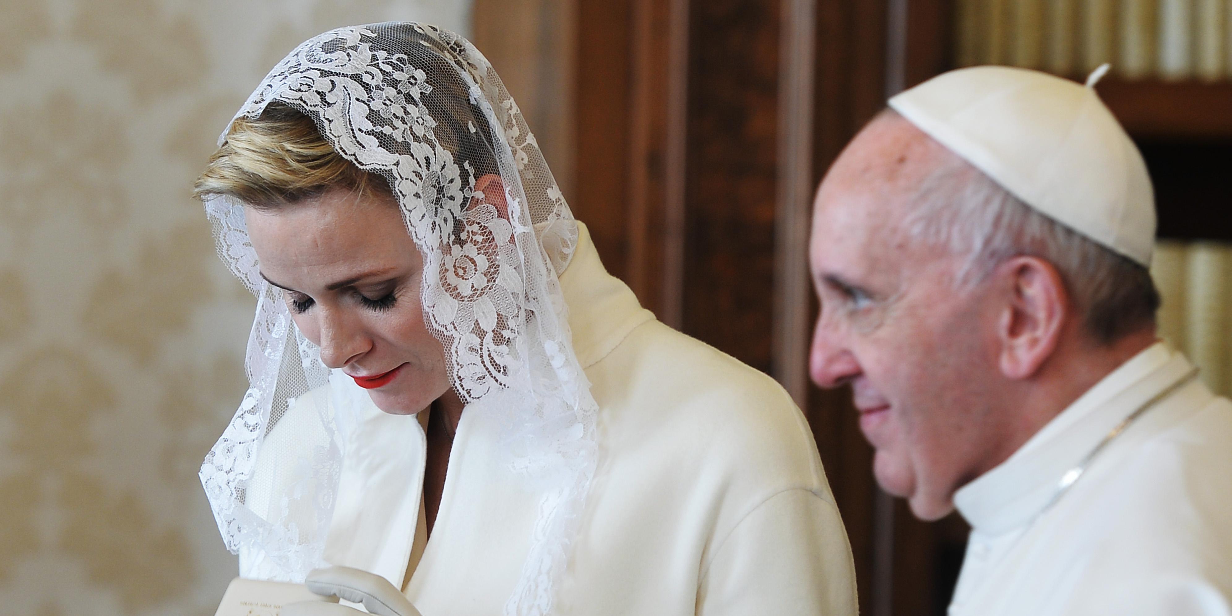 comment s habiller pour rencontrer le pape)