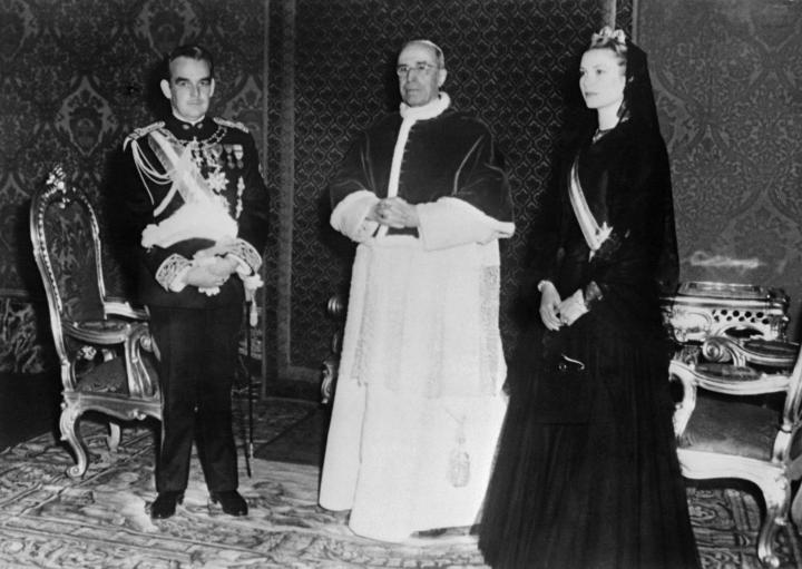 MONACO POPE