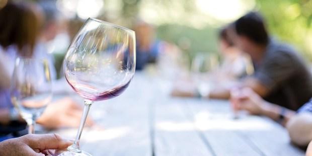 Verre de vin © Pixabay