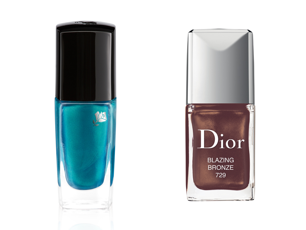 VERNIS A ONGLE DIOR ET LANCOME