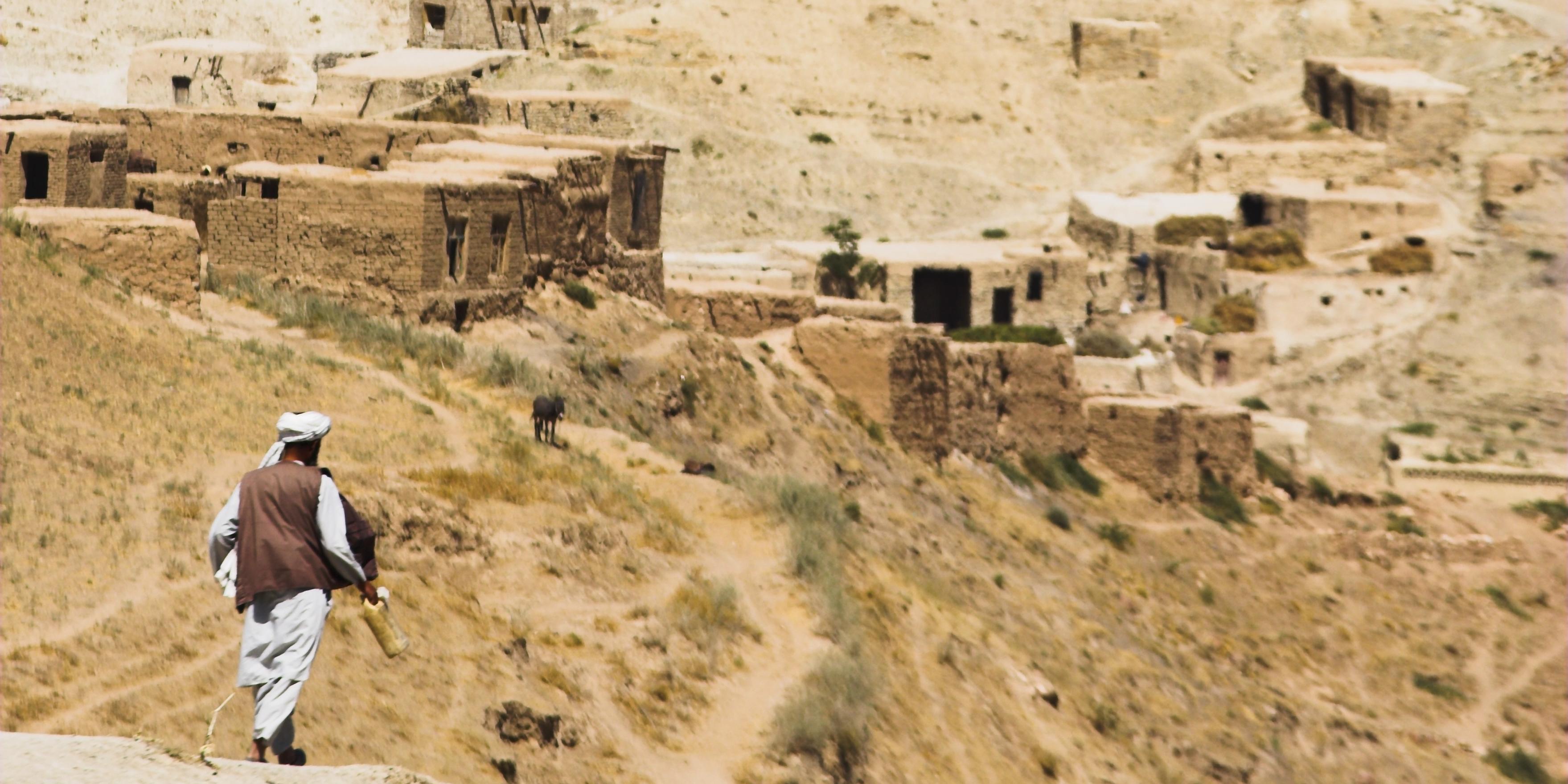 VILLAGE AFGHANISTAN