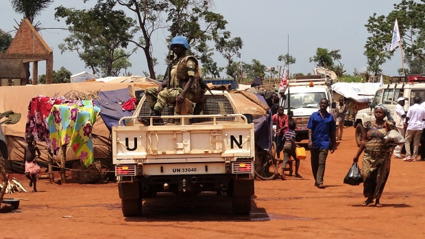 CENTRAL AFRICA UNREST