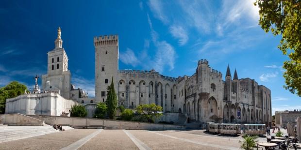 POPES PALACE AVIGNON