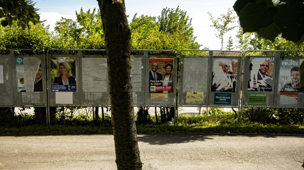 LÉGISLATIVES 2017 EN FRANCE