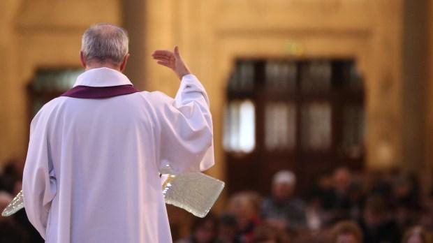 PRIEST MASS