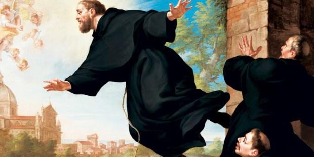SAINT JOSEPH DE CUPERTINO