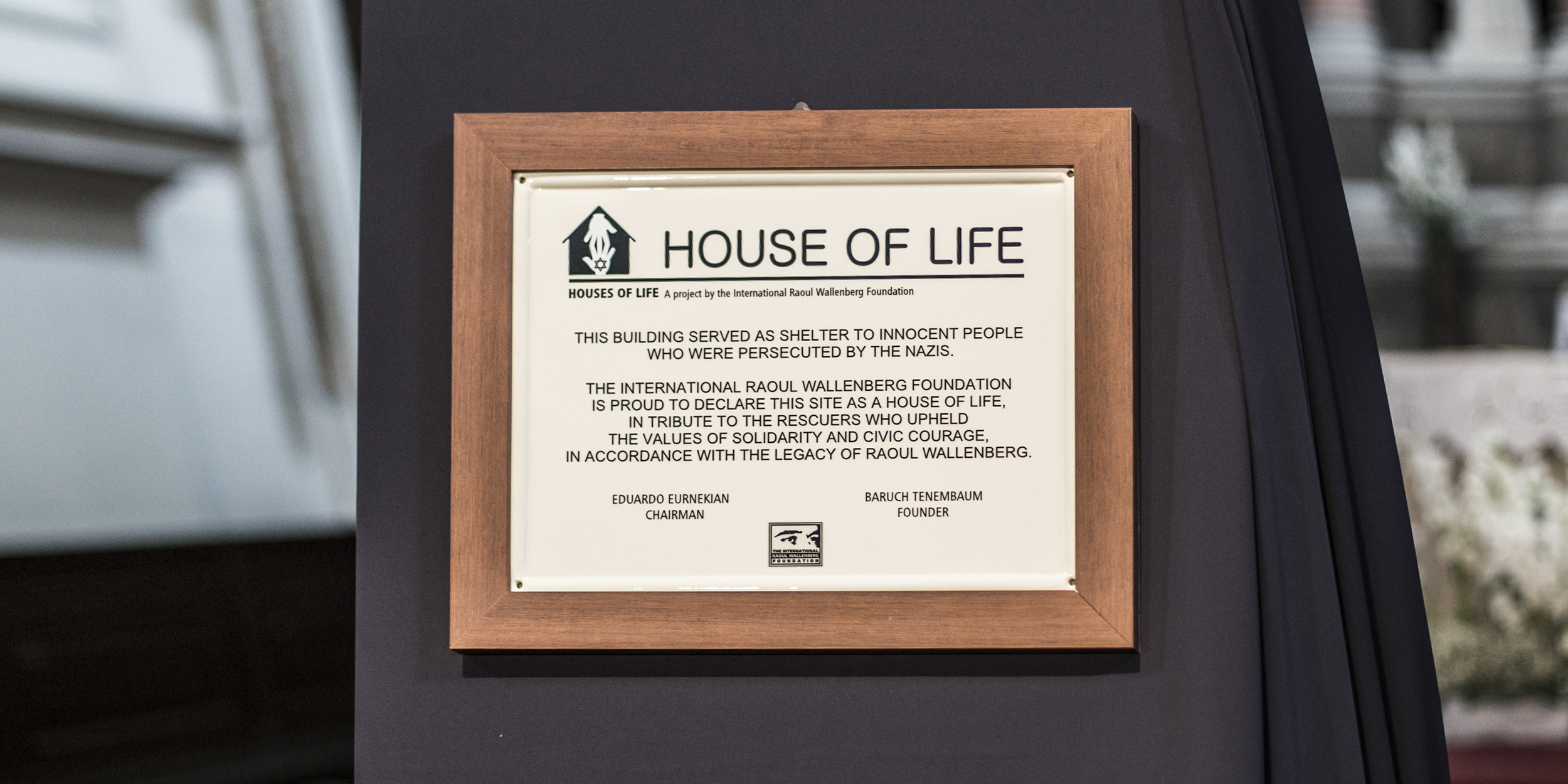 HOUSE OF LIFE WARSAW