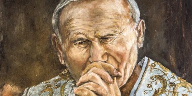 Pope John Paul II Saint Jean Paul II