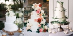 GATEAU DE MARIAGE FLEURI