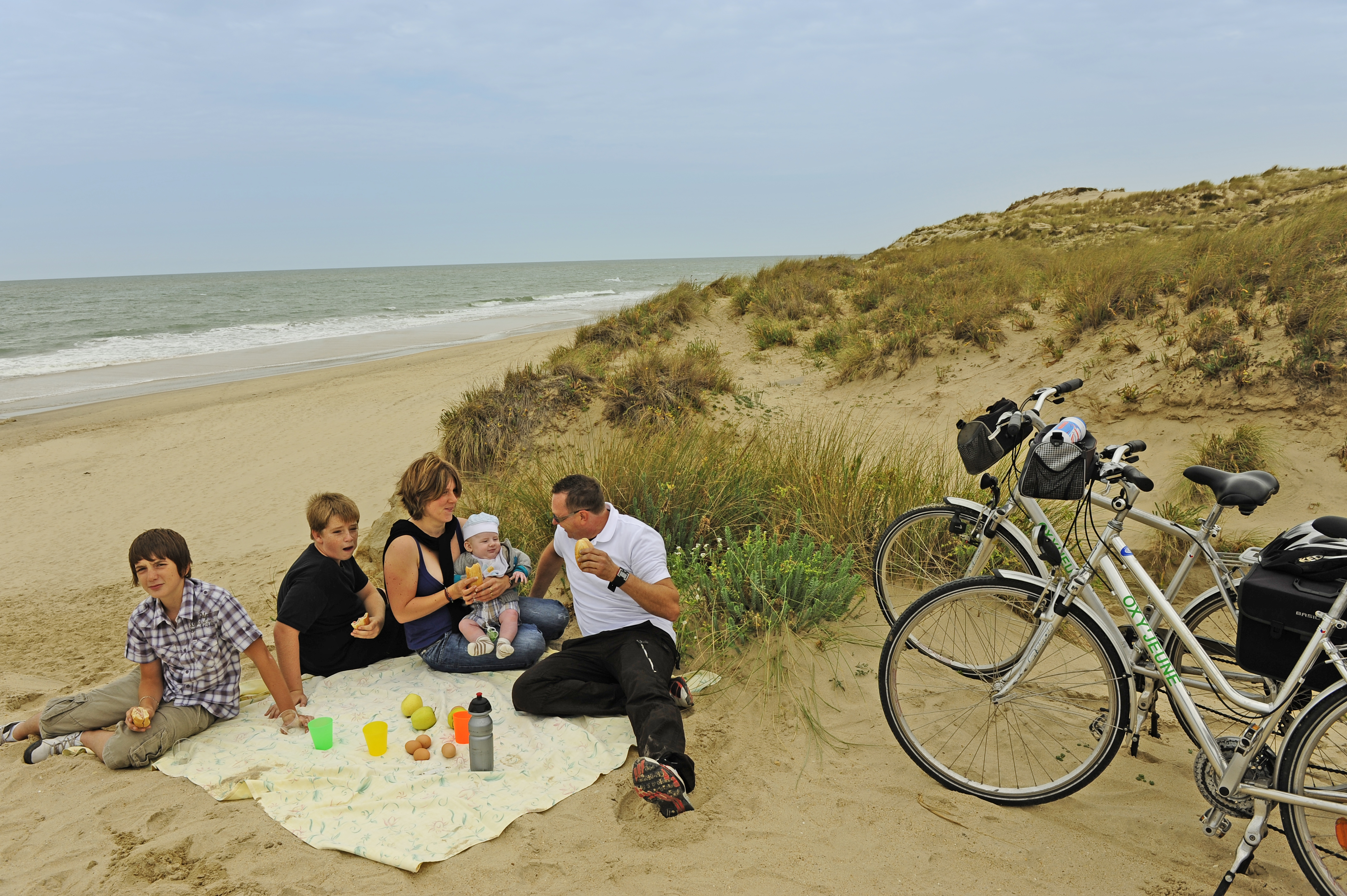 VELODYSSEE CHARENTE MARITIME - SOULAC