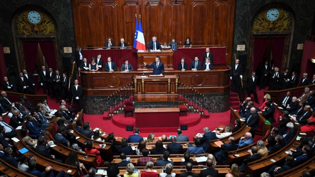 CONGRESS Macron