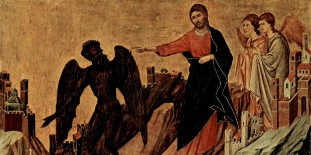 Jesus Devil