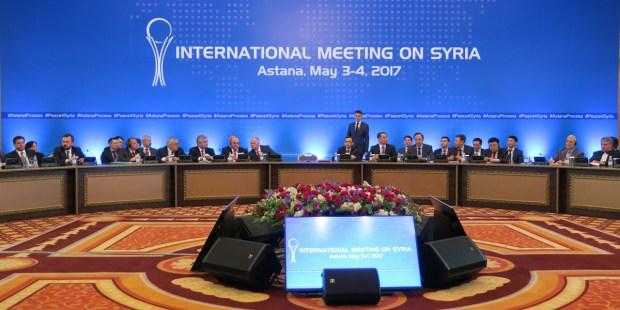 Peace Syria