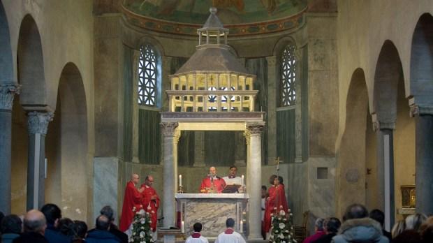 CIBORIUM CHURCH