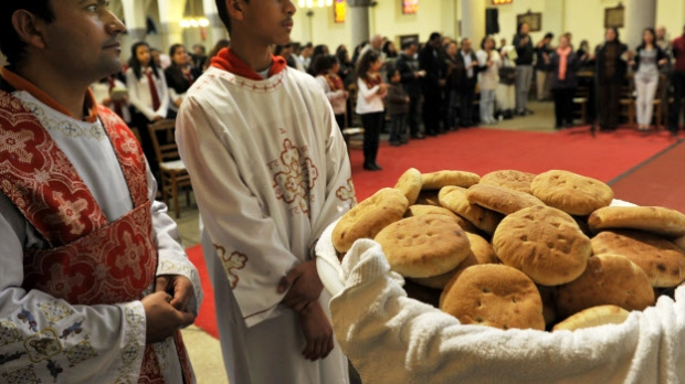 BLESSED BREAD