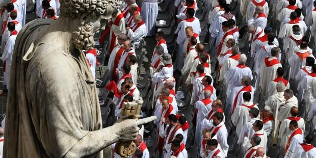 VATICAN CLERGY